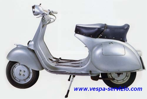 vespa 150 gs VS1T 1955