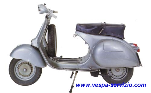 VESPA 150 GS VS5T
