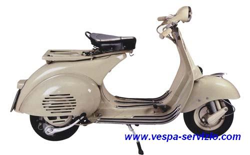 VESPA 150 (VL1T) 1954-1955