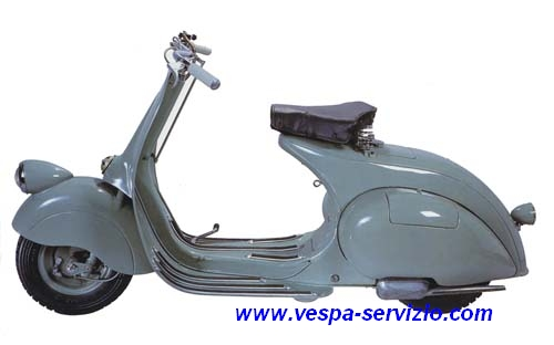 Vespa 98 1 serie 1946