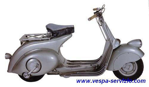 Vespa 98 2° Serie 1946