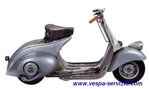 Vespa 98 3° Serie 1947