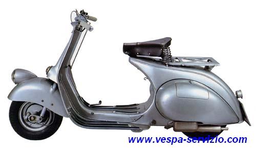 Vespa 98 4° Serie 1947