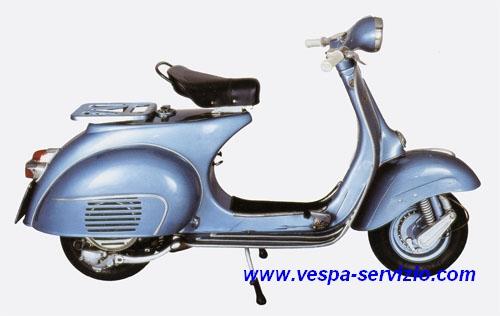 VESPA 150 2% VBB1T 1960-1961-1962