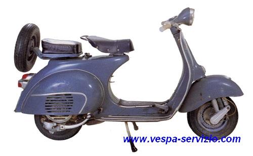 Vespa 150 2% VBB2T 1962-1963-1964-1965-1966-1967